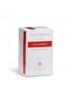 Althaus Wild Berries ceai  Deli Pack (20 plicuri)