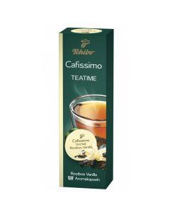 Capsule ceai Tchibo Teatime Rooibos Vanilla, 10 capsule