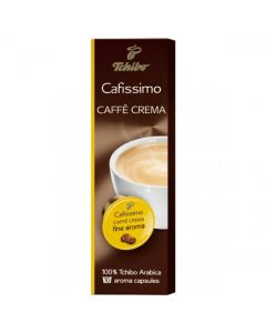 Capsule cafea Tchibo Caffe Crema Fine Aroma (10 buc)