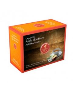 Julius Meinl Apple Elderflower  ceai organic (20 plicuri x 4gr)