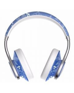 Casti Bluetooth Bluedio A2 (Air) Bluetooth 4.2, Wireless, Stereo, microfon incorporat, Albastru