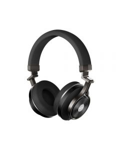 Casti Bluetooth Bluedio T3+ Bluetooth 4.1, Wireless, Stereo, microfon incorporat, microSD