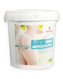 Crema anticelulitica cu extracte de iedera, arnica, galbenele, calapar si uleiuri de menta, spearmint, brad, 1000 grame
