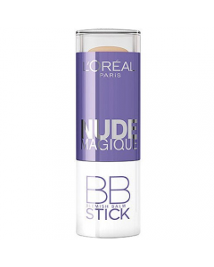 Corector L Oreal Nude Magique BB Blemish Balm Stick -  Medium To Dark Skin