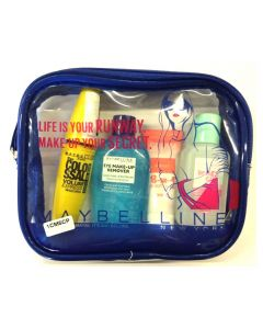 Kit calatorie Maybelline Travel Kit The Colossal Mascara 100% Black