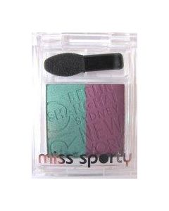 Fard Miss Sporty Studio Colour Duo Eyeshadow - Lively Spirit
