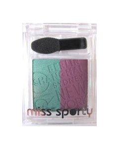 Fard Miss Sporty Studio Colour Duo Eyeshadow - Lively Spirit
