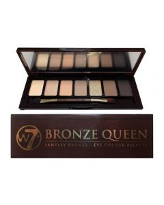 Trusa farduri W7 Bronze Queen Eye Colour Palette