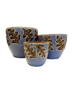 Set ghivece decorative Veranda Concept, cod VC 0106