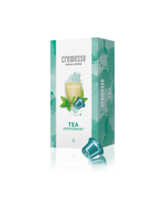 Capsule Ceai Cremesso - Peppermint 16 capsule