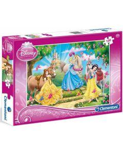 Puzzle Clementoni - Disney Princess, 100 piese (60736)