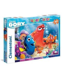 Puzzle Clementoni - Finding Dory, 104 piese (57151)