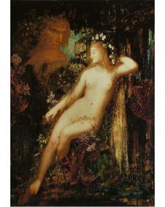 Puzzle Grafika - Gustave Moreau: Galatee, 1880, 1.000 piese (46810)