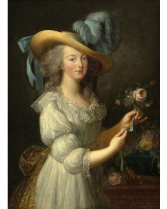 Puzzle Grafika - Elisabeth Vigee-Lebrun: Marie-Antoinette, 1783, 300 piese (58331)
