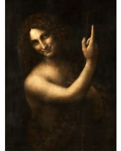 Puzzle Grafika - Leonard de Vinci: Saint Jean-Baptiste, 1513, 2.000 piese (58908)