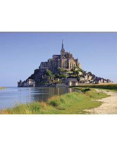 Puzzle Nathan - Mont Saint Michel, 1.500 piese (47909)
