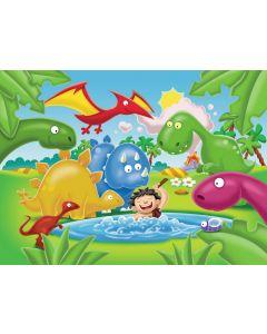 Puzzle Ravensburger - Dinozauri, 12 piese (05611)