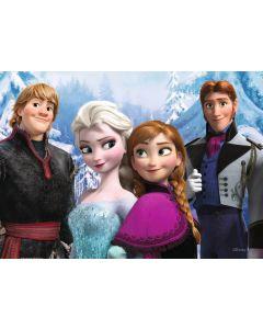Puzzle de podea Ravensburger - Frozen, 24 piese XXL (05438)