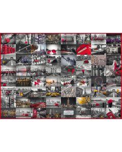 Puzzle Schmidt - Imaginile orasului, 1.500 piese (58296)