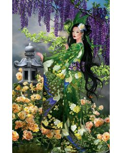 Puzzle SunsOut - Nene Thomas: Queen of Jade, 1.000 piese (64323)