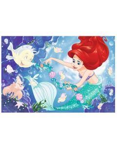 Puzzle Trefl - Disney Princess + Magic Marker, 54 piese (64811)