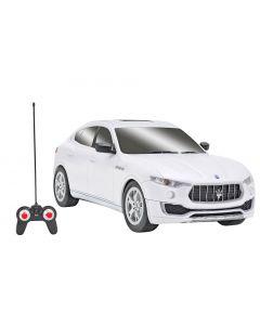 Masinuta cu telecomanda Globo Maserati SUV Levante, scara 1:24, alb