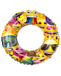 Colac inot copii 50cm Saica 5901 Emoji