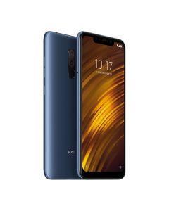 Telefon mobil Pocophone F1, Dual SIM, 128 GB, 6GB RAM, 4G, Blue