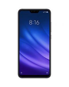 Telefon mobil Xiaomi Mi 8 Lite, Dual SIM, 128GB, 6GB RAM, 4G, Midnight Black