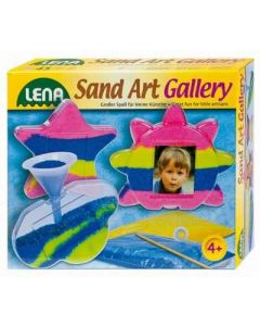 Joc creatie rama foto cu nisip LENA