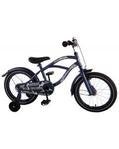 """Bicicleta pentru baieti 16"""" inch, cu roti ajutatoare, Volare Cruiser"""