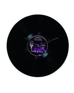 Ceas Vinyl Mov, 35 cm