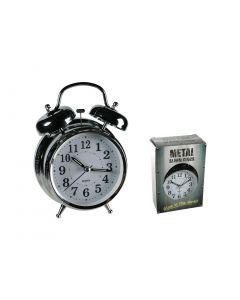 Ceas de masa Clasic, cu alarma, 18 x 12 cm