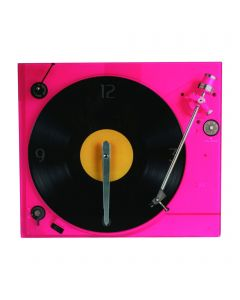 Ceas Record Roz, 35 X 30 CM