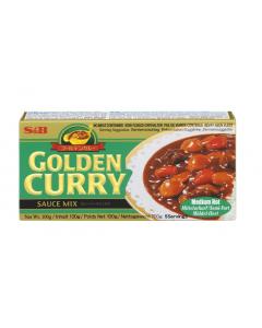 Sos Golden Curry Medium 92g