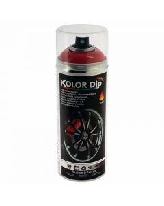 Spray Vopsea pentru etriere rezistenta la tempertaturi ridicate -Rosu