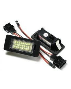 Lampi numar led VW GOLF 6, PASSAT, JETTA, POLO, TOUAREG, TOURAN, SHARAN