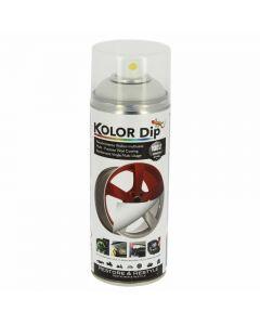 Spray Vopsea Cauciucata Kolor Dip 400ml Alb Perlat