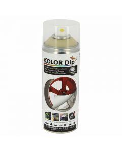 Spray Vopsea Cauciucata Kolor Dip 400ml Auriu