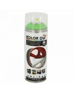 Spray Vopsea Cauciucata Kolor Dip 400ml Verde