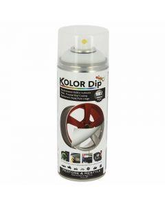 Spray Vopsea Cauciucata Kolor Dip 400ml Alb Mat
