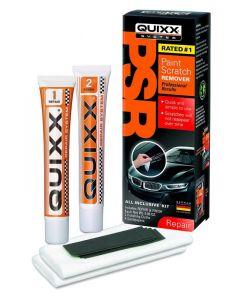 Solutie pentru indepartat zgarieturile de pe suprafetele vopsite in 2 etape Quixx