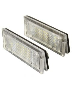 Set Lampi Numar Led BMW Seria 5 E39 Touring (Break)