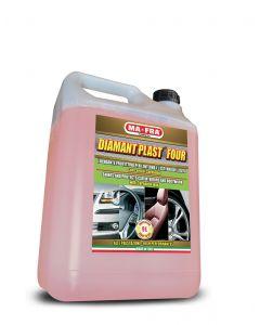 Solutie de intretinere auto pentru plastice si piele DIAMANTPLAST FOUR Ma-fra 4.5L