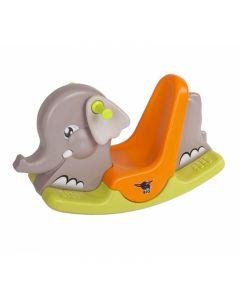 Balansoar BIG pentru copii Elefant cu urechi mobile