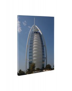 Marele hotel Burj Al Arab - Tablou Canvas - 4Decor