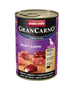 Grancarno Senior Vita si Miel 400 g