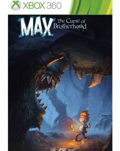 Joc Max: The Curse Of Brotherhood Key (cod Activare) Pentru Xbox 360