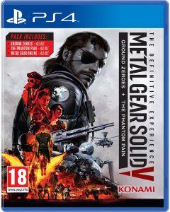 Joc Metal Gear Solid V Definitive Experience Pentru Playstation 4
