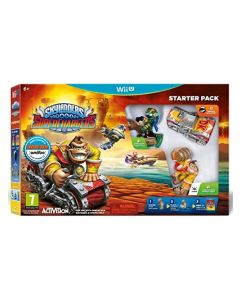Skylanders Supercharges Starter Pack Pentru Nintendo Wii-U